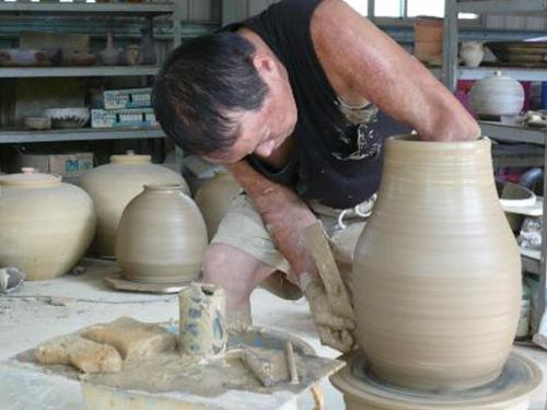 Ceramic Arts in Nantan