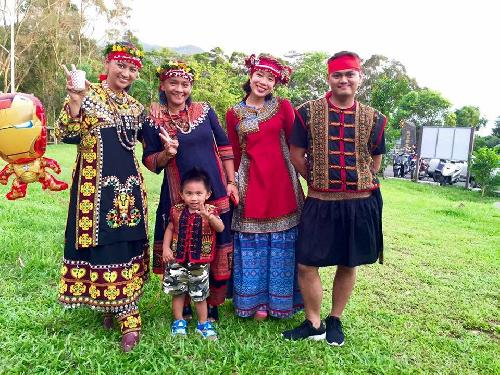 Tribe in noth of  Pitung